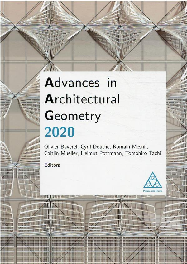 Advances in Architectural Geometry (édition 2020)