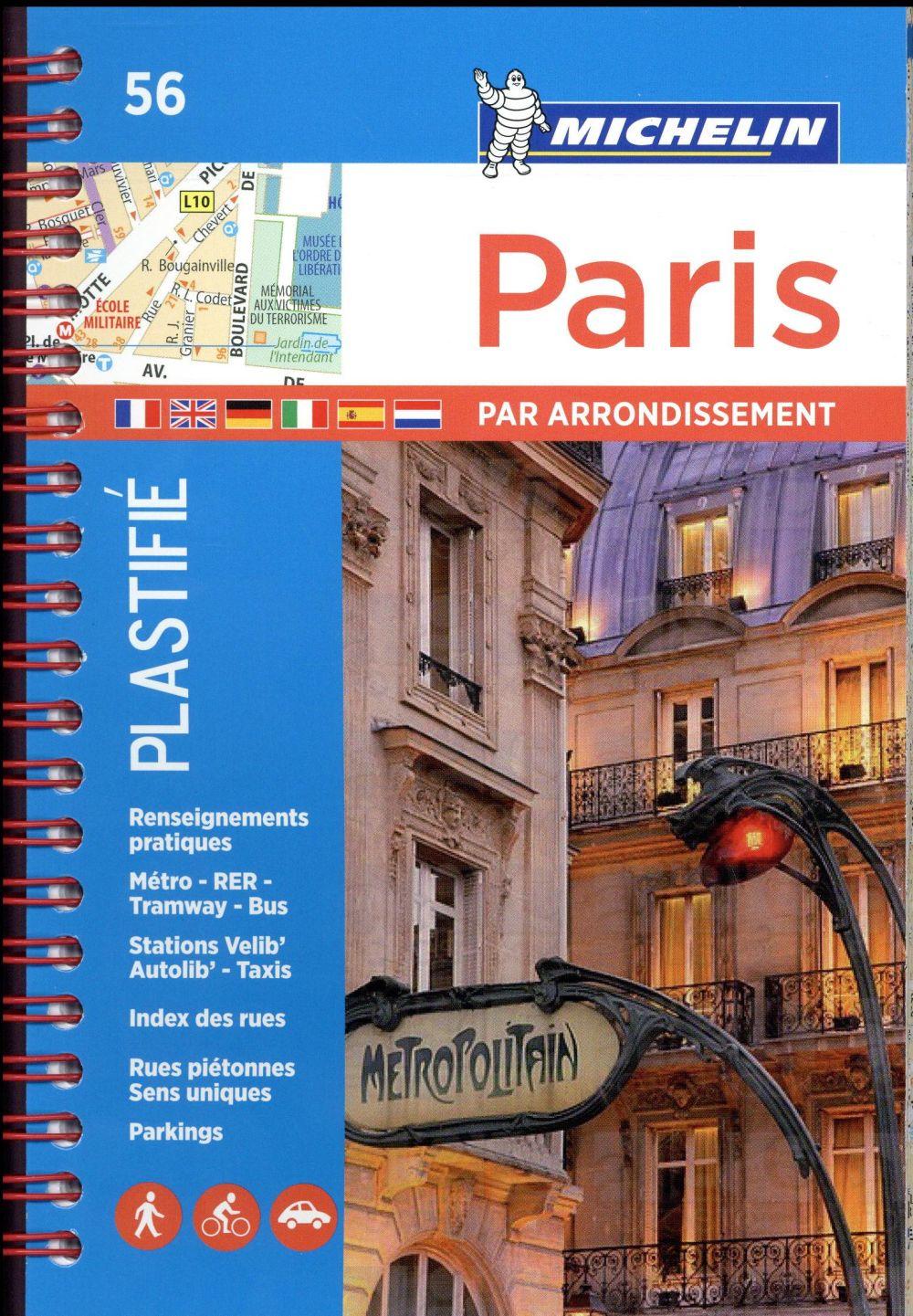 Paris par arrondissement (édition 2017)