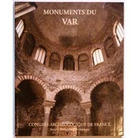 Congrès archéologique 2002 ; Var