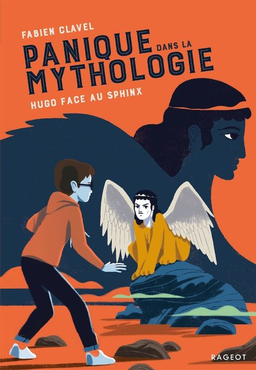 Panique dans la mythologie T.5 ; Hugo face au sphinx