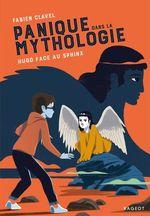 Vente EBooks : Panique dans la mythologie - Hugo face au Sphinx  - Fabien Clavel