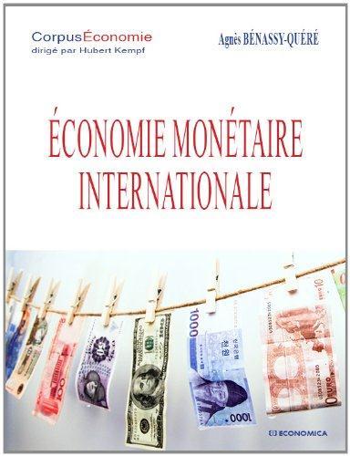 Economie monetaire internationale