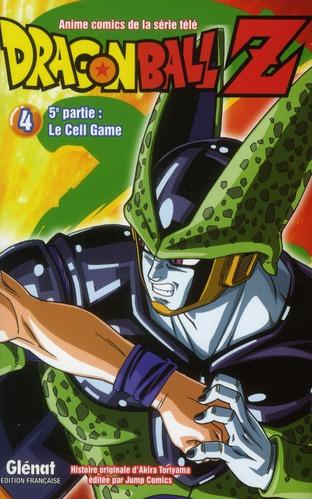 Dragon Ball Z T.4 ; Les Cyborgs