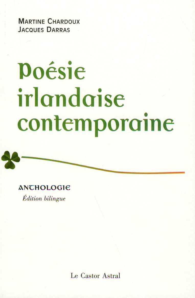 La poésie irlandaise contemporaine