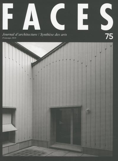 Faces n.75 ; synthese des arts