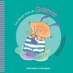Vente EBooks : Les douze mois de Galette  - Lina Rousseau - Robert Chiasson