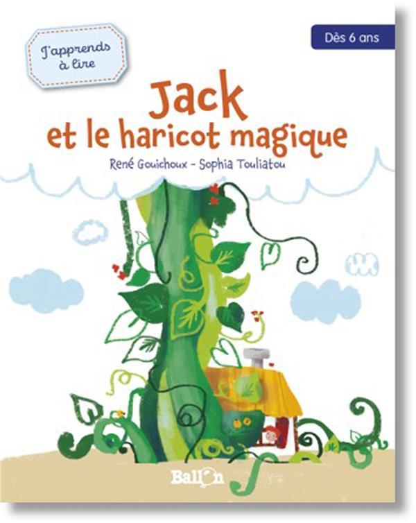 J'apprends à lire ; Jack et le haricot magique