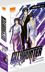 Couverture de Pack City Hunter Rebirth Vol. 1 & 2