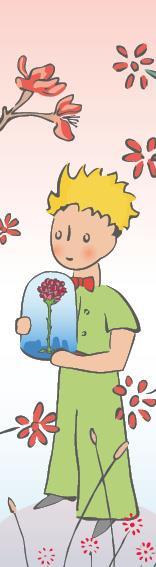 Marque-page Le Petit Prince T.13