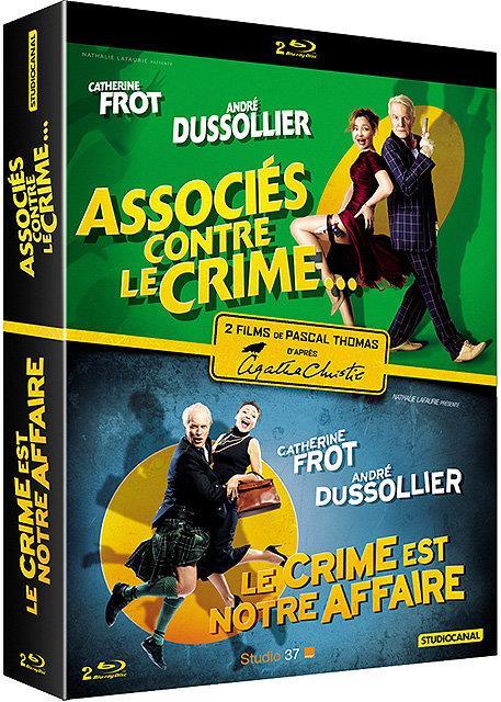 Associés contre le crime... + Le crime est notre affaire