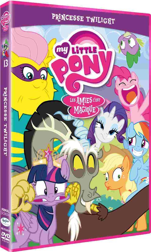 My Little Pony : Les amies c'est magique ! - Vol. 13 : Princesse Twilight