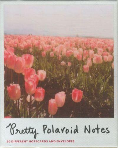 Pretty polaroids notes - 20 different notecards and envelopes