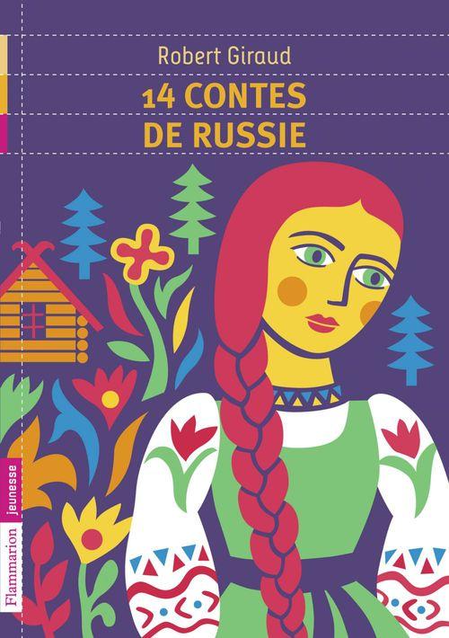 Vente EBooks : 14 contes de Russie  - Robert GIRAUD