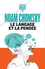 Couverture de Le langage et la pensée