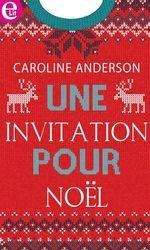 Vente EBooks : Une invitation à Noël  - Caroline Anderson
