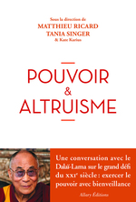 Vente EBooks : Pouvoir et altruisme  - Matthieu Ricard - Tania Singer