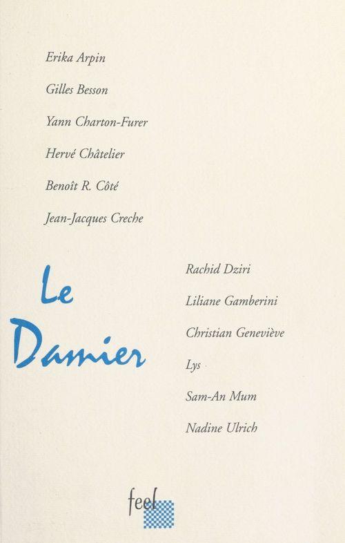 Le Damier (1)