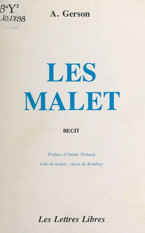 Les Malet