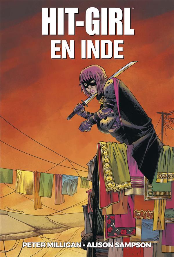 Hit-Girl en Inde
