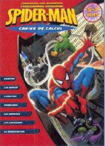 Spider-man ; cahier de calcul