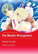 Vente EBooks : Harlequin Comics: Moretti Legacy - Tome 3 : The Moretti Arrangement  - Katherine Garbera - Rurika Fuyuki