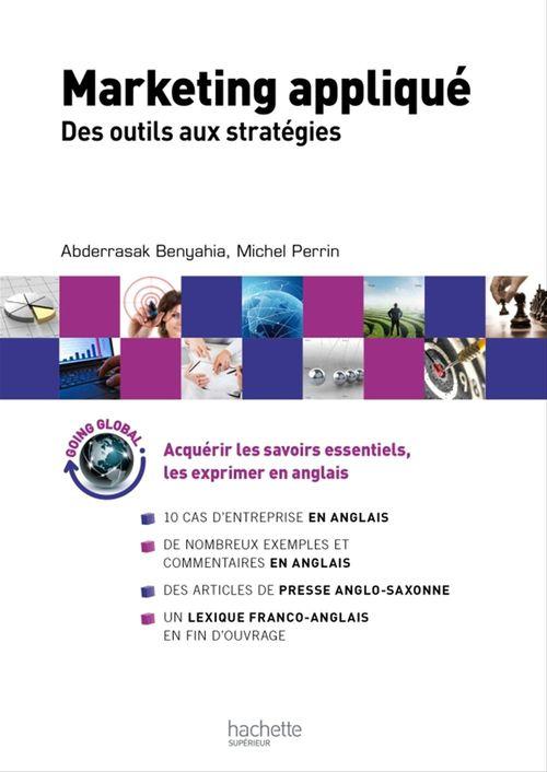 HU GESTION ; marketing appliqué, des outils aux stratégies