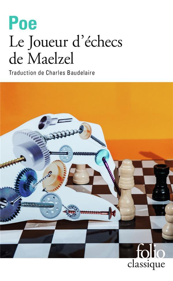 LE JOUEUR D'ECHECS DE MAELZEL