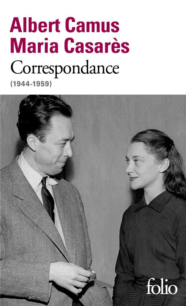 CORRESPONDANCE  -  1944-1959