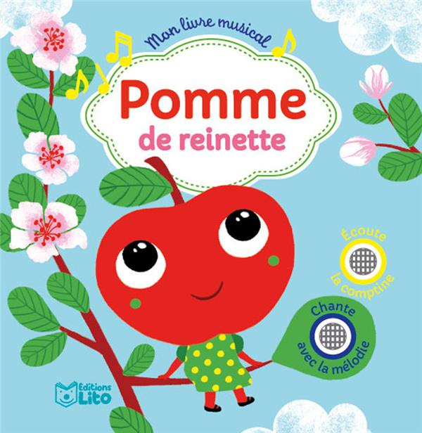 Mon livre musical ; pomme de reinette