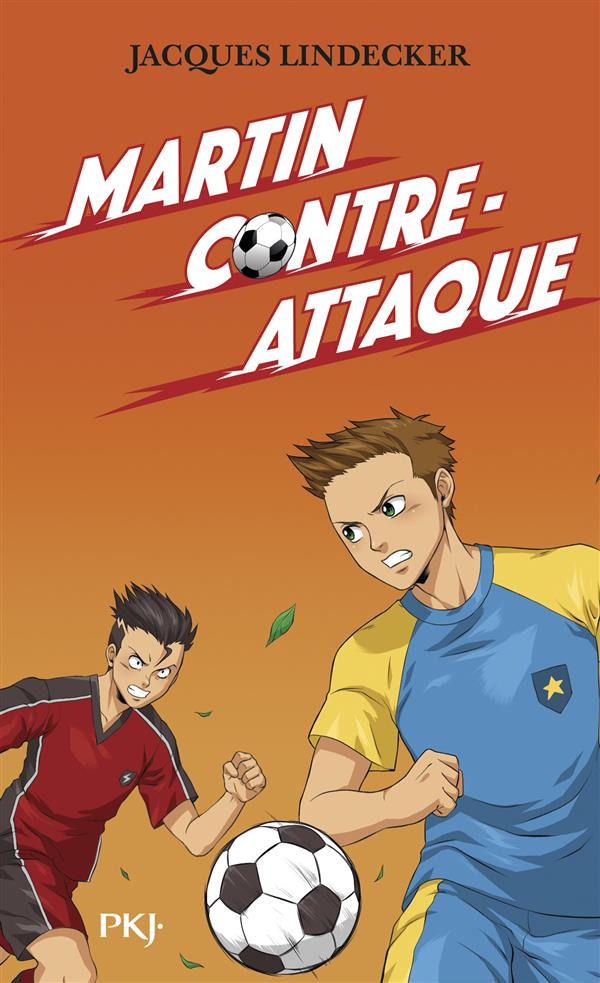 Gagne t.4 ; Martin contre-attaque