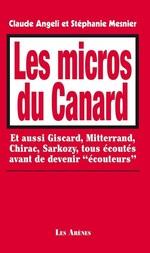 Les Micros du canard  - Claude Angeli - Stéphanie Mesnier - Stephanie Mesnier - Stephanie Mesnier - Claude Angeli