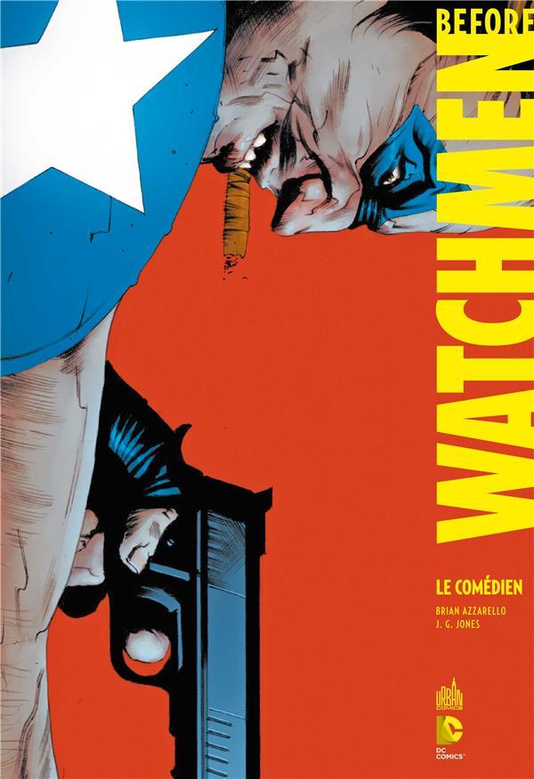 Before Watchmen ; INTEGRALE VOL.7