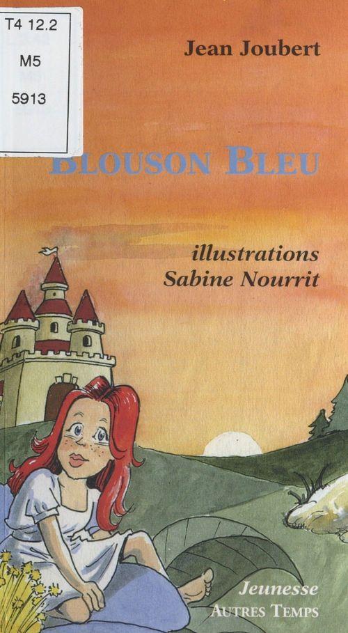 Le blouson bleu