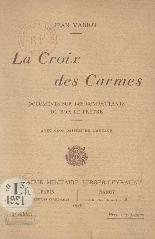 La Croix des Carmes