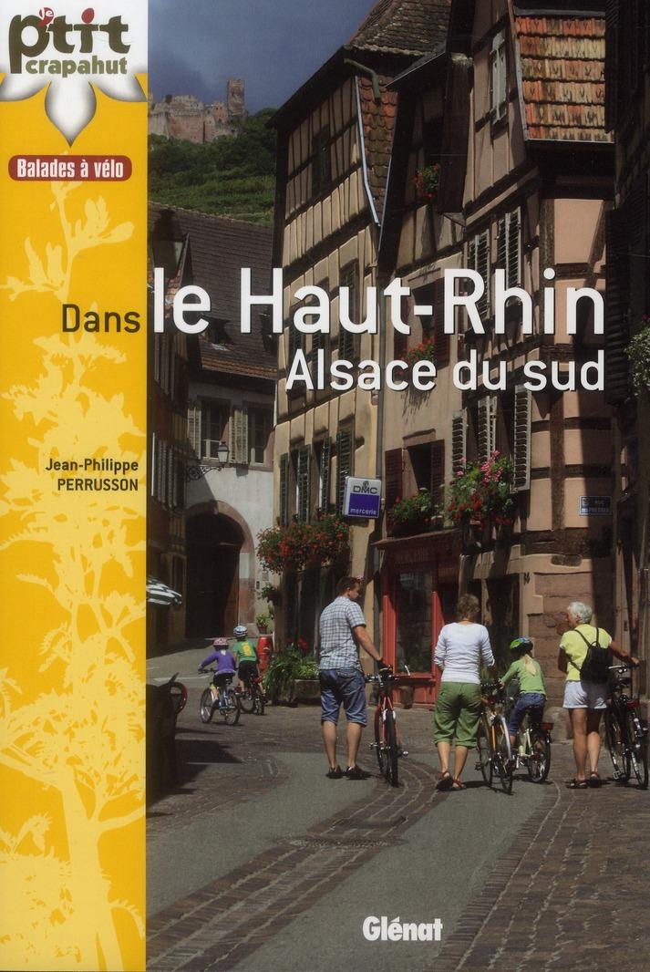 30 balades à vélo dans le Haut-Rhin ; Alsace du Sud