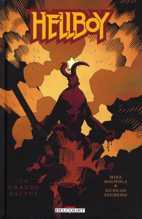 Hellboy T.10 ; la grande battue