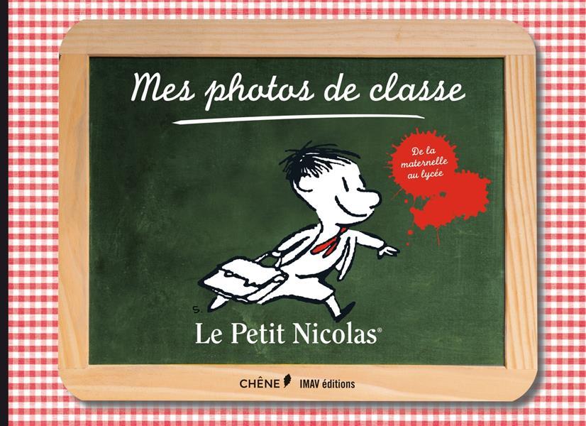 Le Petit Nicolas ; mes photos de classe
