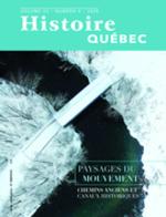 Vente EBooks : Histoire Québec. Vol. 25 No. 4, 2020  - Alain Roy - Alain Gelly - Jean-Nicolas Plourde - Érik Langevin - Maude-Emmanuelle Lambert - Michael McBane - Matthieu Paradis