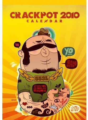 Crackpot calendar 2010