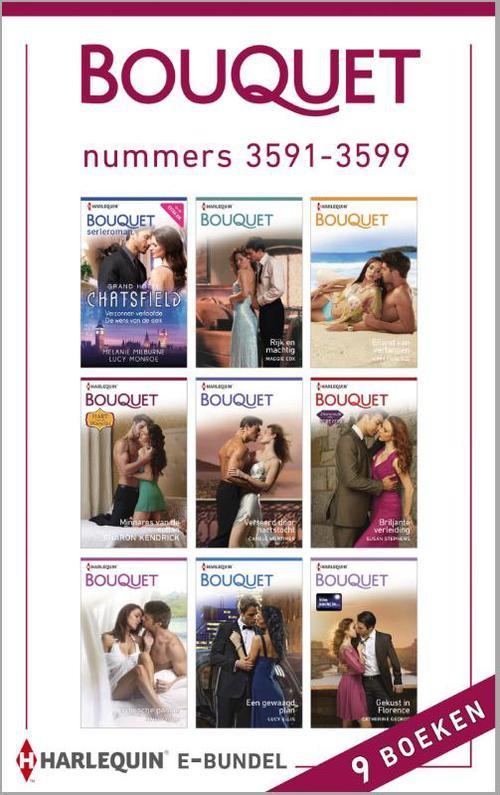 Bouquet e-bundel nummers 3591-3599