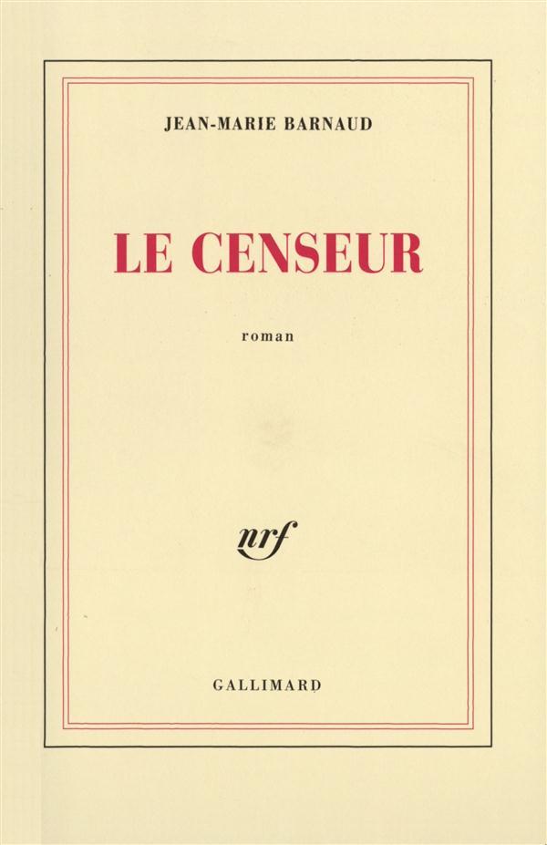 Le censeur