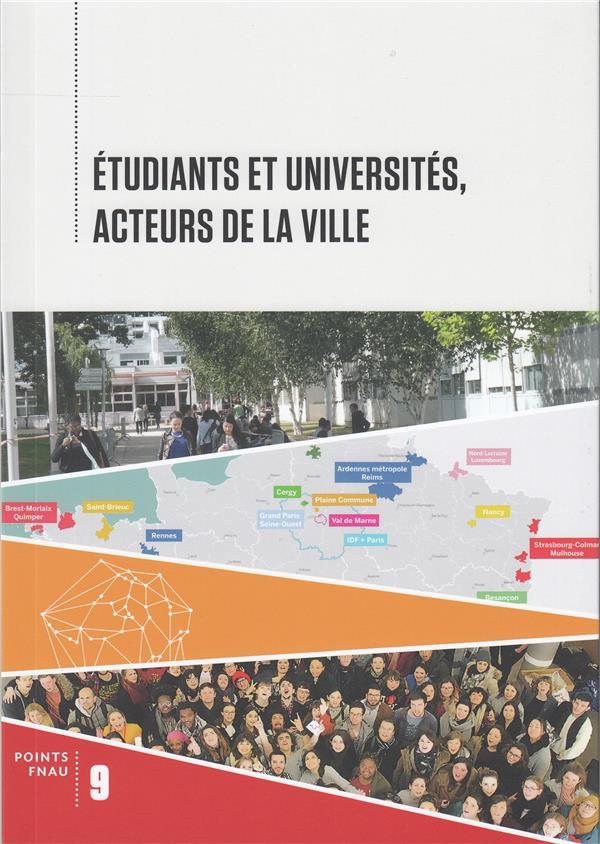 étudiants et universités, acteurs de la ville