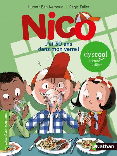 Nico ; j'ai 30 ans dans mon verre