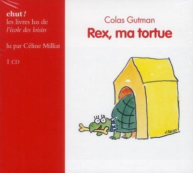 Rex, ma tortue livre