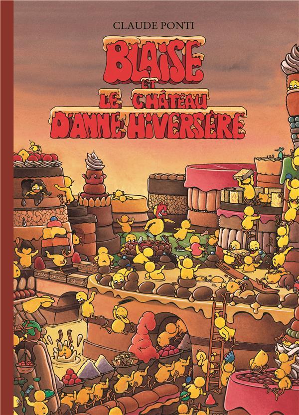 Blaise et le château d'Anne Hiversaire