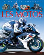Couverture de Les motos