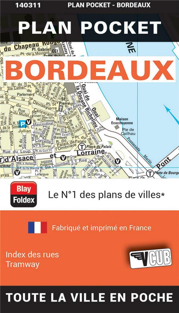 BORDEAUX PLAN POCKET