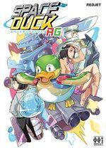 Vente Livre Numérique : Space Duck RG  - Redjet