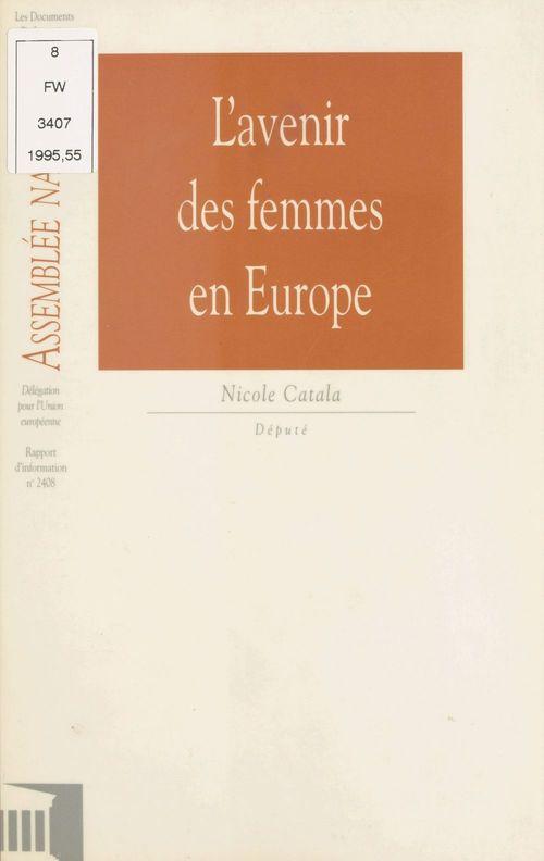 L'Avenir des femmes en Europe