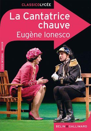 La cantatrice chauve, d'Eugène Ionesco